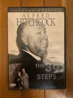 The 39 Steps (1935) Alfred Hitchcock DVD