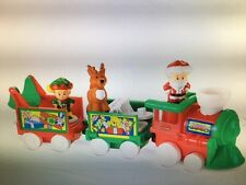 Fisher Price Little People Christmas Train Set - NEw In Box