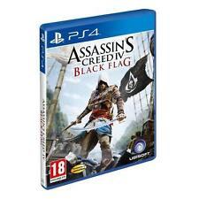 Assassins Creed IV Black Flag PS4 edicion Fisica Español Ubisoft