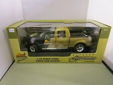 ERTL 1/18 PHEASANTS FOREVER 2002 FORD F-150 CREW CAB PICKUP OUTDOOR SPORTSMAN