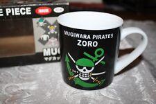 "Kaffeebecher  Anime""One Piece"" ""Piraten Flagge"" ZORO sehr selten must have! Fans"