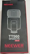 Neewer TT560 Flash Speedlite for Canon Nikon Panasonic Olympus Pentax DSLR