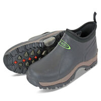 Dirt Boot® Neoprene Wellington Pro-Sport™ Ankle Muck Boot Shoe Black Sizes 37-47