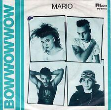 7inch BOW WOW WOW mario HOLLAND 1983 EX + SOC