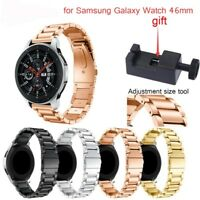 22mm Watch Strap Stainless Steel For Samsung Galaxy Watch 46mm / Gear S3 Classic