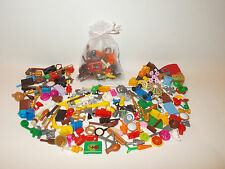 Lego Accessories Pack x 50 - Lots of  Tools / Hats & Specialist Parts FREE BAG