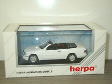 Mercedes E320 Cabrio - Herpa 1:43 in Box *41324