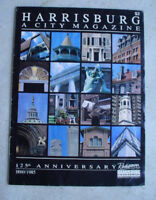 1985 Harrisburg City Magazine 125th Anniversary Issue