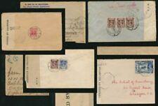 Used British Colonies & Territories Postal History Stamps