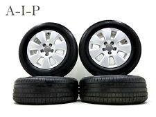 aluminio ruedas de verano orig. AUDI A6 TIPO 4g 16 pulgadas 4g0601025 225/60 R16