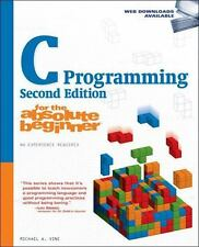 C Programming for the Absolute Beginner by Michael Vine (2007, Paperback)