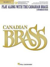 Play Along with the Canadian Brass - Trumpet: Book/Online Audio by Colin...