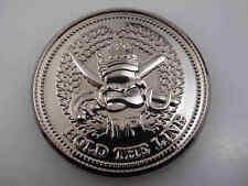 RCMP GRC D DIVISION TACTIOAL OPERATIONS HOLD THE LINE MP CHALLENGE COIN