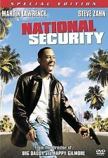 National Security (DVD, 2003) DISC IS MINT