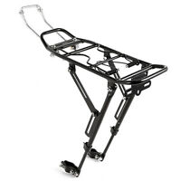 Heavy Duty Strong Alloy Rear Bicycle Pannier Bag/Luggage Rack Bike/Cycle 25kg