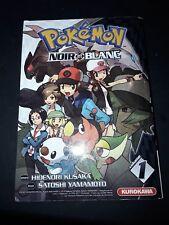 Pokemon noir et blanc tome 1