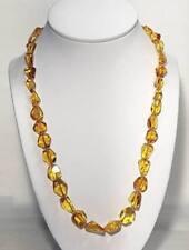 Echtschmuck-Halsketten & -Anhänger für Damen für besondere Anlässe-Bernstein