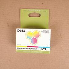 Genuine Dell 21 Y499D Color Ink Cartridge