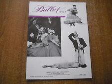 BALLET TODAY MAGAZINE - APRIL 1963 - MARGOT FONTEYN, RUDOLF NUREYEV
