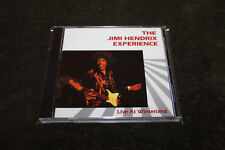 Live at Winterland Jimi Hendrix CD mint OOP rare JAPAN VERSION white RYKO