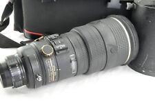 Nikon AF-S Nikkor 300mm F/2,8 D, ED, Staub /dust
