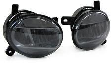 Klarglas LED Nebelscheinwerfer smoke für Audi A4 07-11 A6 08-11 Q5  Seat Exeo