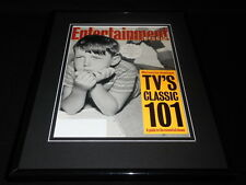 Leave It To Beaver Framed Original 1993 Entertainment Weekly Cover