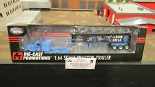DCP#33184 MATS 2014 SHOW SEMI CAB / TRUCK MAC COAL END DUMP TRAILER 1:64/CL