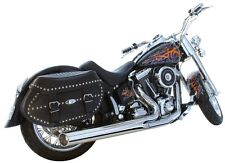 Harley Davidson Softail Heritage 2 into 1 Exhaust
