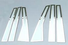 CROMO türsäulen COPERCHI PER CHRYSLER PT CRUISER 6 PZ in acciaio inox