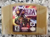 The Legend of Zelda Majoras Video Game For Nintendo N64