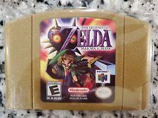 The Legend of Zelda Majoras Video Game N64 *Read Description