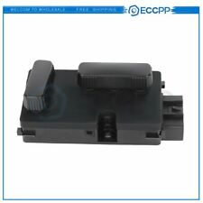 Power Seat Switch for 2002-2007 Cadillac Chevy Silverado GMC Front Driver Side