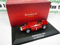 F1F1T voiture atlas 1/43 F1 Ferrari Formule 1 champion : D50 1956 JM FANGIO