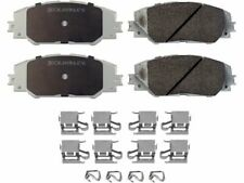 For 2009-2010 Pontiac Vibe Disc Brake Pad and Hardware Kit Front 43881CT