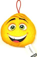 McDonalds EMOJI MOVIE Happy Meal Toy #1 GENE 2017 Plush Collectible Toy SONY OOP