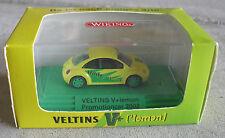 Rare Wiking Ho 1/87 2002 Promotion Vw Beetle Car Veltins V + Lemon Nip