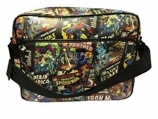 Marvel Comics Retro Covers Licensed Messenger Bag