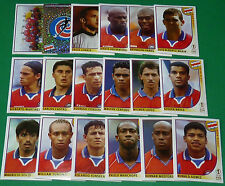 PANINI FOOTBALL JAPAN KOREA 2002 COUPE MONDE FIFA COSTA RICA