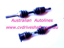1 pair Mitsubishi L200 MA MB MC MD L300 SC  New CV Joint Drive Shafts 6/81-10/86
