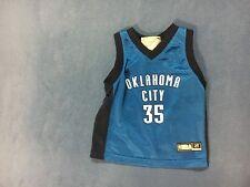 NBA Boy's Blue Oklahoma City Basketball Jersey.  Size 2T  FREE SHIPPING