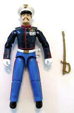 G.I. Joe/Cobra_1987 Gung Ho *Marine Dress Blues*_100% COMPLETE W/DECALS_FLAWLESS