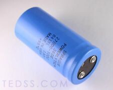 2x 27000uF 30V Large Can Electrolytic Capacitor 27000mfd 30VDC 27,000 uF