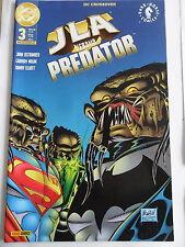 1x, cómic dc crossover nº 3-JLA versus Predator