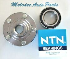 Front Wheel Hub W/ OEM NTN Bearing Set For  HONDA ACCORD, CROSSTOUR / ACURA TSX