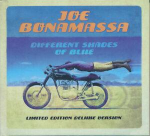 Joe Bonamassa  # Different Shades Of Blue # Ltd. Edition Digibook CD