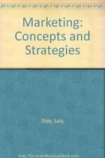 Marketing: Concepts and Strategies by Ferrell, O.C. Book The Cheap Fast Free