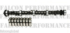 Olds 307 350 403 425 455 STAGE 2 Cam+Lifters Kit 214/224 @050 Street Mild Perf