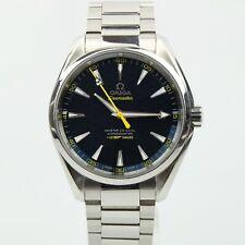 Omega Seamaster Aqua Terra James Bond Spectre Limited Edition Watch