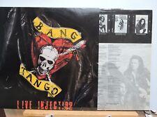 BANG TANGO live injection FREE UK POST